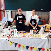 Bunnings Cake Stall: Big Success!